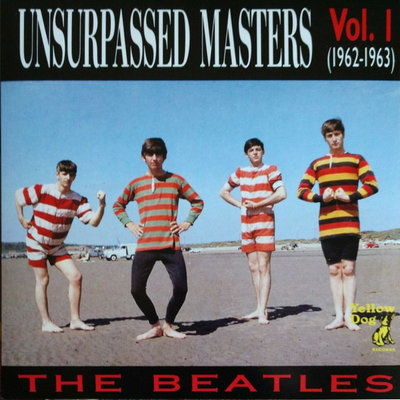 BEATLES - UNSURPASSED MASTER VOL. 1 -ORANGE VINYL- (Vinyl LP)