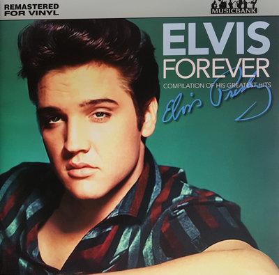 ELVIS PRESLEY - ELVIS FOREVER (Vinyl LP)