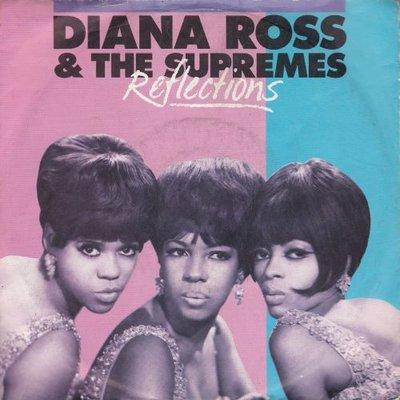 Supremes - Reflections + Love child (Vinylsingle)