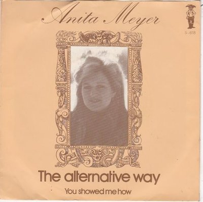 Anita Meyer - Alternative way + You showed me how (Vinylsingle)