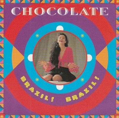 Chocolate - Brazil! Brazil! + Beso (Vinylsingle)