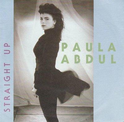 Paula Abdul - Straight up + Cold hearted (Vinylsingle)