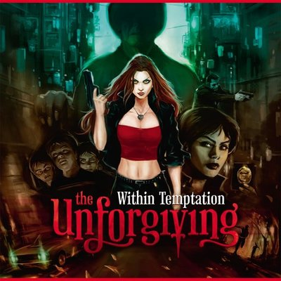 WITHIN TEMPTATION - THE UNFORGIVING -COLOURED- (Vinyl LP)