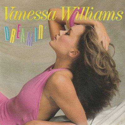 Vanessa Williams - Dreamin + The Right Stuff (Instrumental) (Vinylsingle)