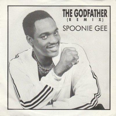 Spoonie Gee - The Godfather (remix) + (original) (Vinylsingle)