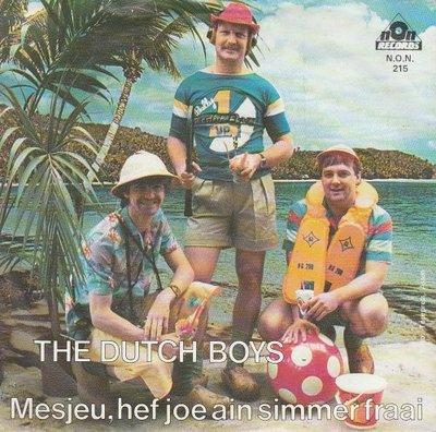 Dutch Boys - Mesjeu. hef joe ain simmer fraai + De lederbroek (Vinylsingle)