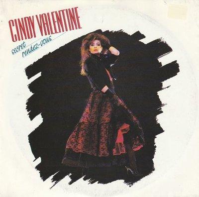 Cindy Valentine - Secret Rendez-Vous + In Your Midnight Hour (Vinylsingle)