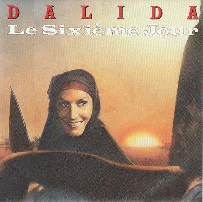 Dalida - Le Sixieme Jour +  (Instrumental) (Vinylsingle)