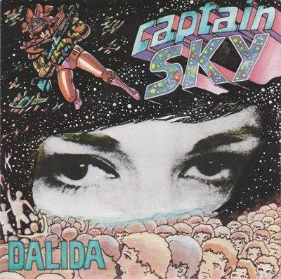 Dalida - Captain Sky + Les Clefs De L'amour (Vinylsingle)