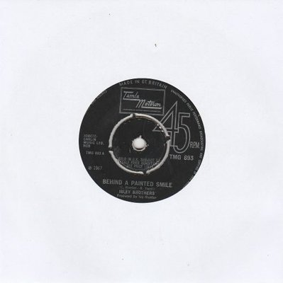 Isley Brothers - Behind a painted smile + One too many heartaches (Vinylsingle)