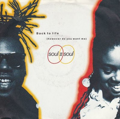 Soul II Soul - Back to life + (instr.) (Vinylsingle)