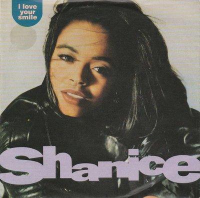 Shanice - I love your smile + (instr.) (Vinylsingle)