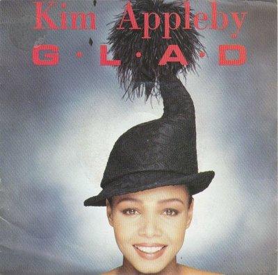 Kim Appleby (Mel & Kim) - GLAD + (instr.) (Vinylsingle)