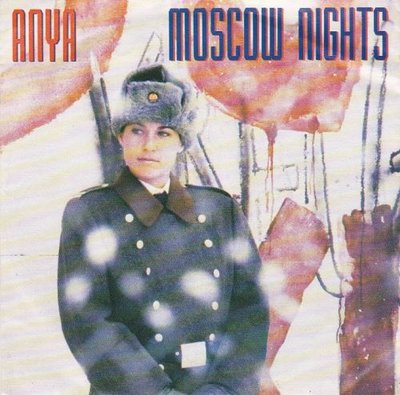 Anya - Moscow nights + How can I? (Vinylsingle)