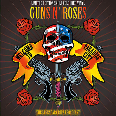 GUNS N' ROSES - WELCOME TO A NIGHT AT THE RITZ -COLOURED- (Vinyl LP)