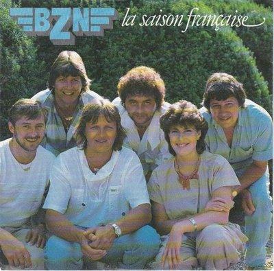 BZN - La saison francaise + Hit it up! (Vinylsingle)