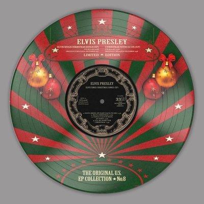 ELVIS PRESLEY - ELVIS SINGS CHRISTMAS SONGS (Vinyl LP)