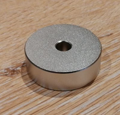 Single Puck (alluminium) - per stuk