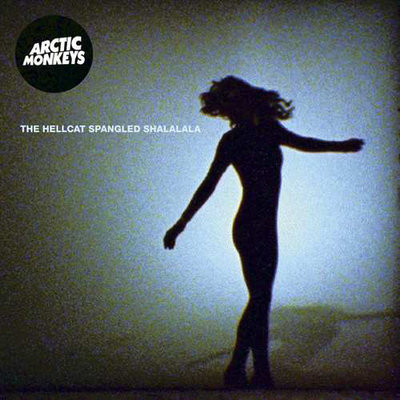 Arctic Monkeys - The Hellcat Spangled Shalalala + Little Illusion Machine (Vinylsingle)