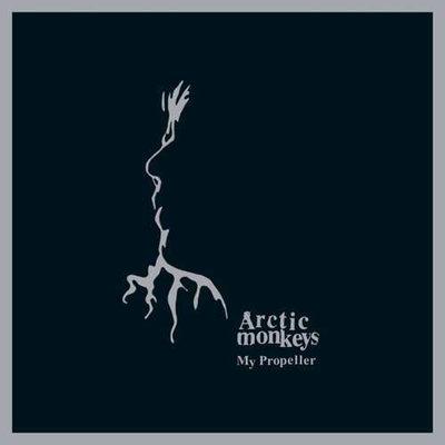Arctic Monkeys - My Propeller + Joining The Dots (Vinylsingle)