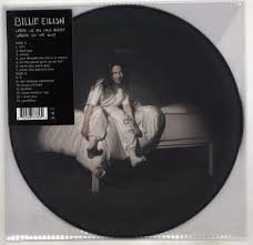 BILLIE EILISH - When We All Fall Asleep, Where Do We Go? -PICTURE DISC- (Vinyl LP)