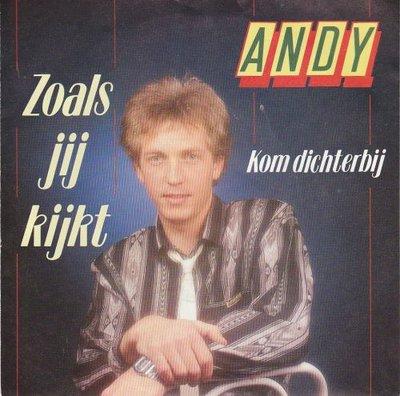 Andy - Zoals jij kijkt + Kom dichterbij (Vinylsingle)