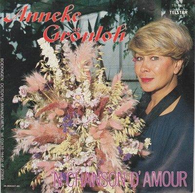 Anneke Gronloh - N chanson d'amour + Yo te quiro mucho (Vinylsingle)