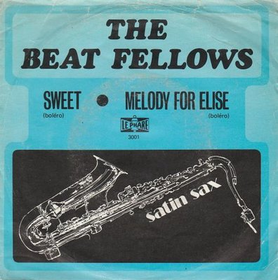 Beat Fellows - Sweet + Melody For Elise (Vinylsingle)
