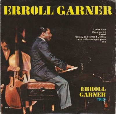 Erroll Garner - Erroll Garner Trio (EP) (Vinylsingle)