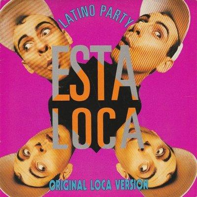 Latino Party - Esta Loca + El mambo de la ramba (Vinylsingle)