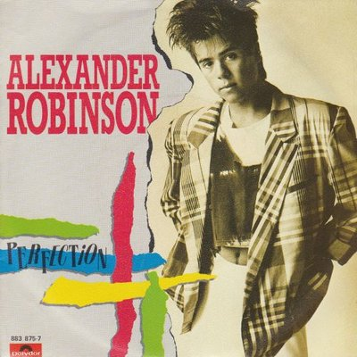 Alexander Robinson - Perfection + It's Paradise (Vinylsingle)