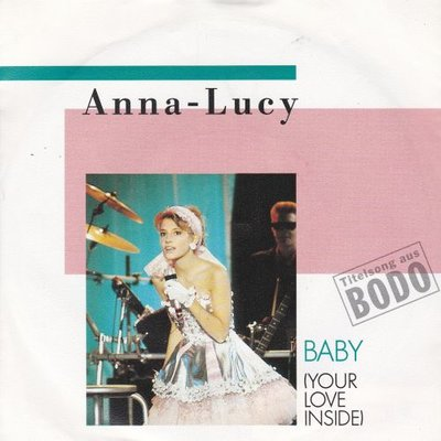 Anna-Lucy - Baby + Muscles (Vinylsingle)