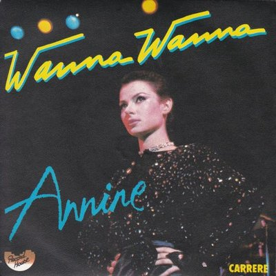 Annine - Wanna Wanna + Cold Love (Vinylsingle)