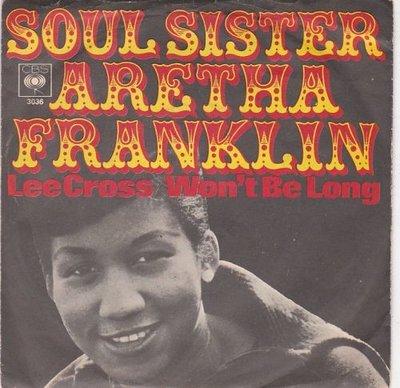 Aretha Franklin - Lee cross + Until you were gone (Vinylsingle)