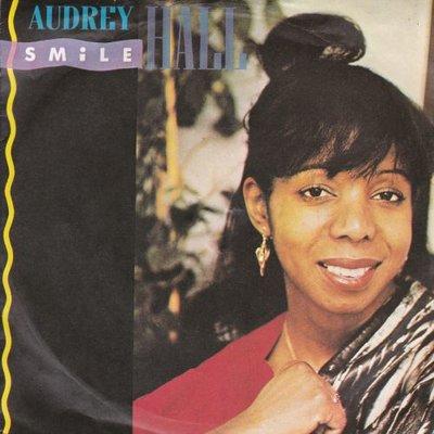 Audrey Hall - Smile + Smile (Club Mix) (Vinylsingle)