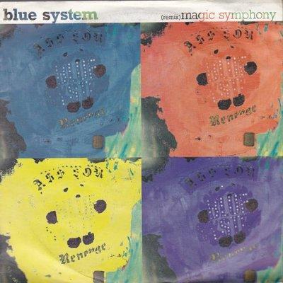 Blue System - Magic Symphony + (power mix edit) (Vinylsingle)