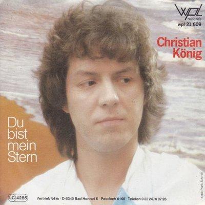 Christian Konig - Du Bist Mein Stern + (Instrumental) (Vinylsingle)
