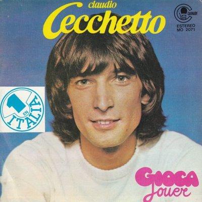 Claudio Cechetto - Gioca-Jouer + (Versi¢n Instrumental) (Vinylsingle)