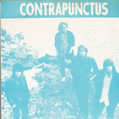 Contrapunctus - Two legs + Gone + Red white & blue boys (Vinylsingle)