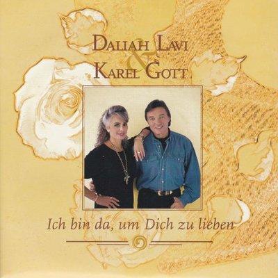 Daliah Lavi & Karel Gott - Ich Bin Da, Um Dich Zu Lieben + (Instrumental) (Vinylsingle)