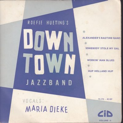 Down Town Jazzband - Volume 3 (Vinylsingle)