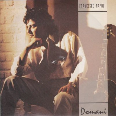 Francesco Napoli - Domani + Oh, Oh, Oh (Vinylsingle)