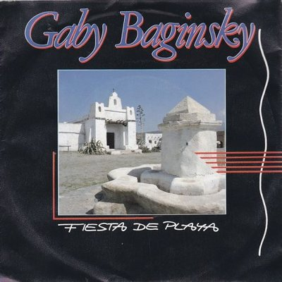 Gaby Baginsky - Fiesta De Playa + Vollmond (Vinylsingle)