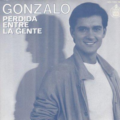 Gonzalo - Perdida Entre La Gente + Sombras En La Noche (Vinylsingle)