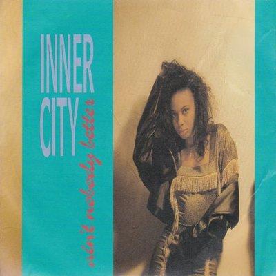Inner City - Ain't nobody better + (Master Reese mix) (Vinylsingle)