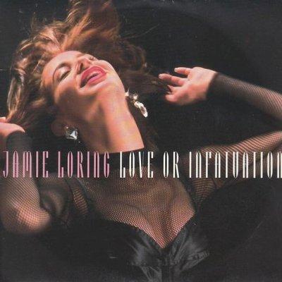 Jamie Loring - Love Or Infatuation +  (Original Mix) (Vinylsingle)