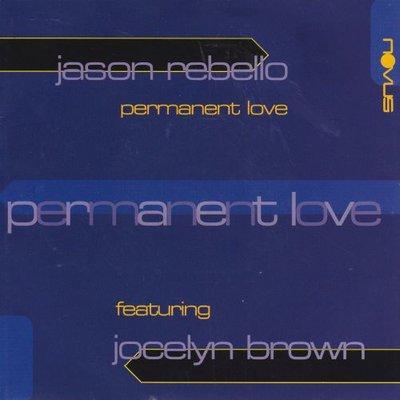 Jason Rebello - Permanent love + Coral beads (Vinylsingle)