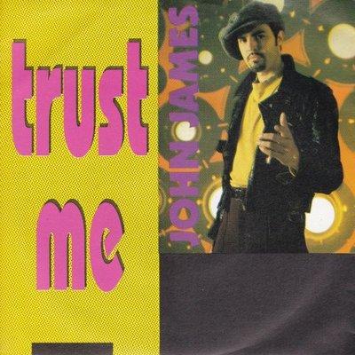 John James - Trust me + Rare groove experience (Vinylsingle)