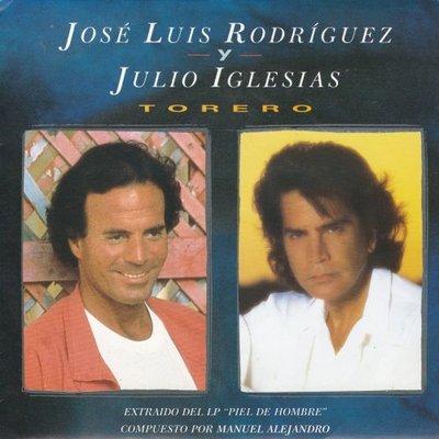 Jose Luis Rodriguez & Julio Iglesias - Torero (Vinylsingle)