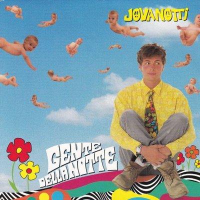 Jovanotti - Gente della notte + Them from cowboy (Vinylsingle)